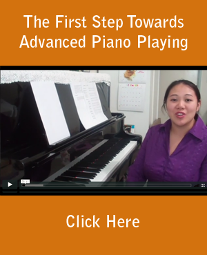 The First Step Towards Advanced Piano Playing