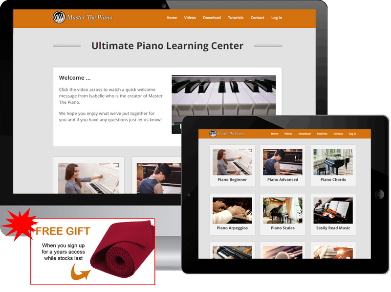 Ultimate Piano Learning Center