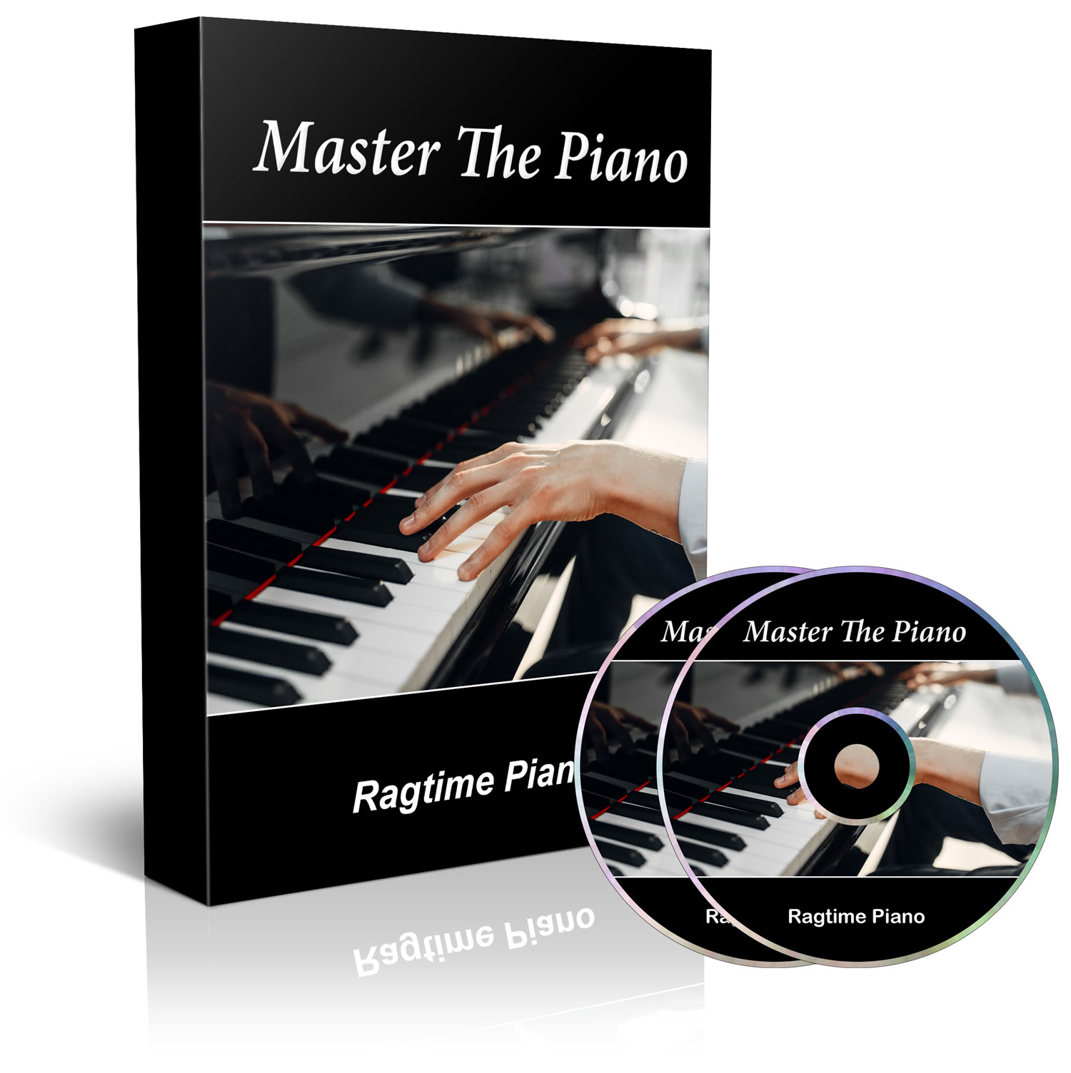 Ragtime Piano Mastery